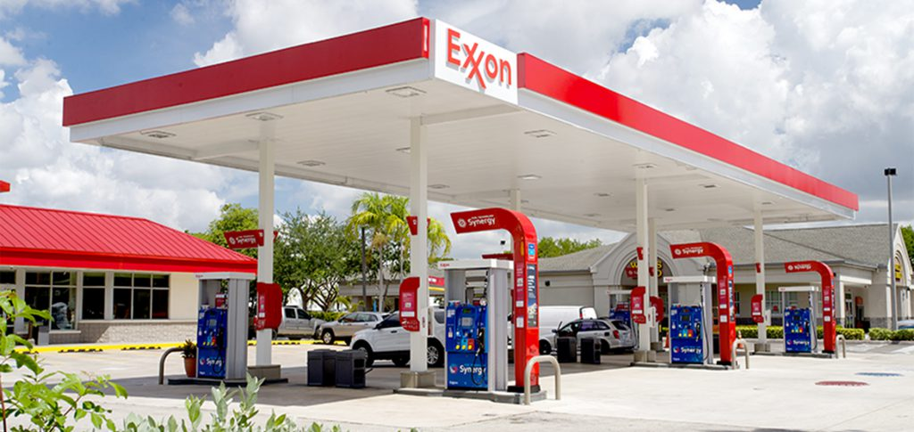ExxonMobile re-image