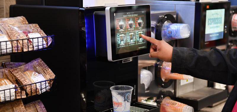 7-Eleven beverage dispensers